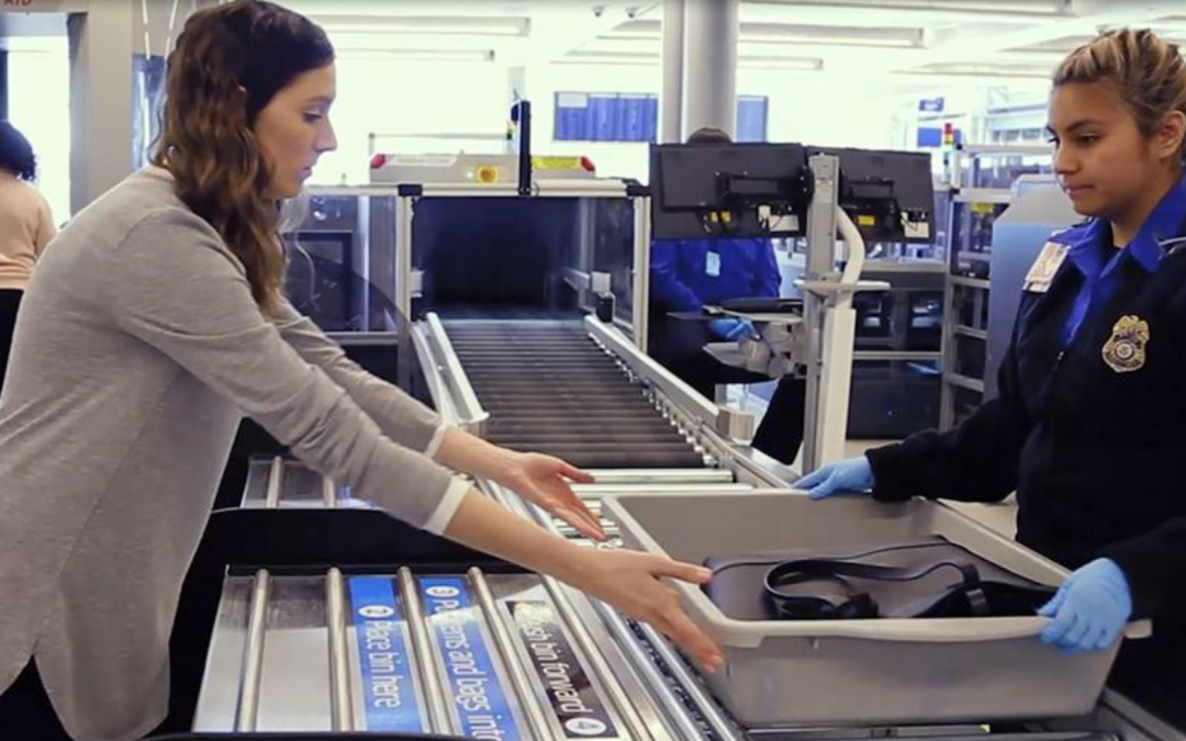The Travel Hack to Breeze Through TSA Security Screening